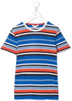 Orlebar Brown KIDS striped T-shirt