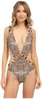 Volcom Stone Row One-Piece Swimsuit