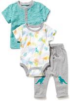 Old Navy Bodysuit, Henley & Pants Set for Baby