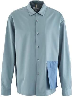 Oamc Noise cotton shirt