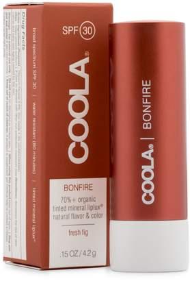 Coola SPF 30 Bonfire Tinted Mineral Lip Colour