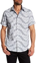 Robert Graham Two Tribes Short Sleeve Classic Fit Shirt
