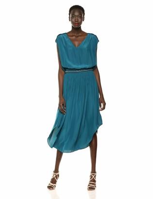 Ramy Brook Women's Phoebe Studded MIDI Dress