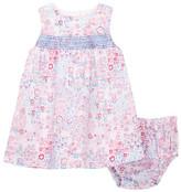 Angel Dear Meadow Dress & Bloomer Set (Baby Girls)
