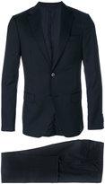 Z Zegna classic suit - men - Cupro/Wool - 46