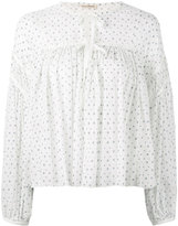Ulla Johnson Fabienne blouse - women - Cotton - 0