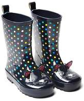 Gap Kitten dot rainboots