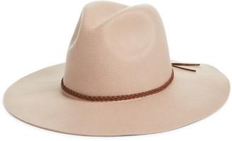 Treasure & Bond Felted Wool Panama Hat