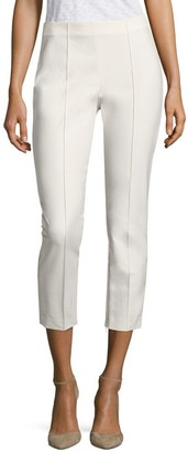 Theory Ankle Cropped Skinny Pants
