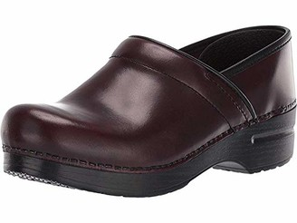 Dansko Women's Professional Pro Cabrio Leather Clog