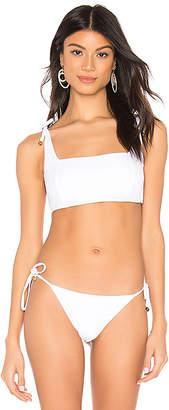 Salinas Tie Shoulder Bikini Top