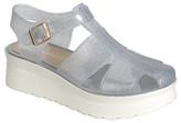 Refresh Fonda Jelly Platform Sandal