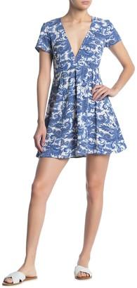 Show Me Your Mumu Ibiza Paisley Print Dress