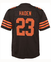 Nike Boys' Joe Haden Cleveland Browns Color Rush Jersey