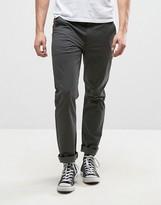 Farah Elm Chino In Slim Fit Grey