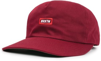 Brixton Men's Rockford Low Profile Adjustable Snapback Hat