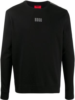 HUGO BOSS Side Logo Detail Jumper