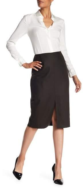 Hobbs London Esmay Wool Skirt