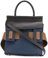 Marni buckle belt tote bag - women - Calf Leather - One Size