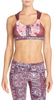 Maaji Lotus Racerback Sports Bra