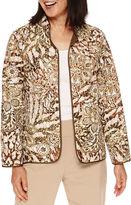 Alfred Dunner Santa Fe Quilt Jacket