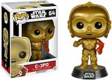Funko Pop! Star WarsTM Episode 7 C-3PO Figurine