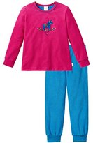 Schiesser Girl's Pyjama Set - Red -
