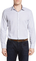 Robert Barakett Iverson Regular Fit Check Sport Shirt