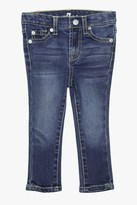 7 For All Mankind Girls Toddler 2t-4t The Skinny In Nouveau New York Dark