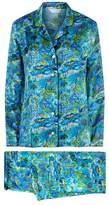 Derek Rose Indian Print Pyjama Set