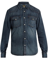Jean Shop Gareth denim shirt