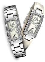 Raymond Weil Women's Quartz Watch with Beige Dial Analogue Display and Silver Stainless Steel Bracelet 1500-ST1-05303