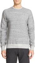 Wings + Horns Men's Marled Sweatshirt