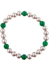 Majorica Nuage Pearl Chrysoprase Bracelet