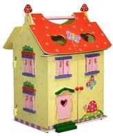 Teamson Magic Garden Doll House