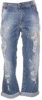 Galliano Jeans Et Coupe Et Droite