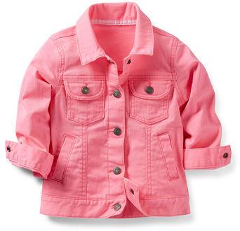 Carter's Bright Jean Jacket