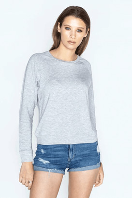 Stripe & Stare Essential Grey Sweatshirt - Small