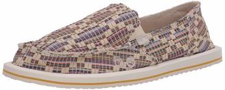 Sanuk Women's Donna Weave Loafer Flat