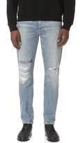 A Gold E AGOLDE Ferg Hardworn Denim Jeans