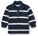 Ralph Lauren Striped French-Rib Pullover