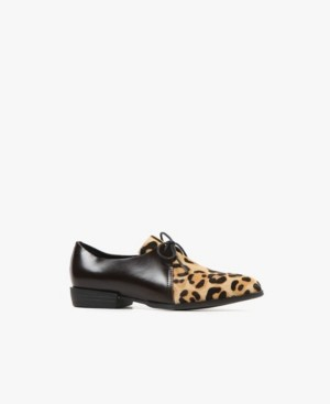 All Black Sir Furman Oxford Women's Shoes