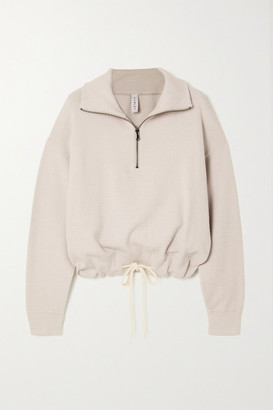 Varley Buckingham Cotton Sweatshirt - Silver