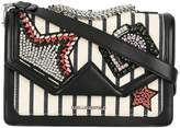 Karl Lagerfeld Klassik Sparkle shoulder bag