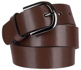 Merona Women's Smooth Belt - Brown