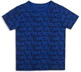 True Religion Boys' Script Signature Tee - Sizes 2-7