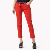 Tommy Hilfiger Milan Cropped Slim Fit Jeans
