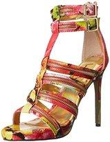 Luichiny Women's Tone Down Platform Sandal