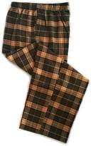 Zenex New Men's Plaid Cotton Pajama Bottoms Sleepwear