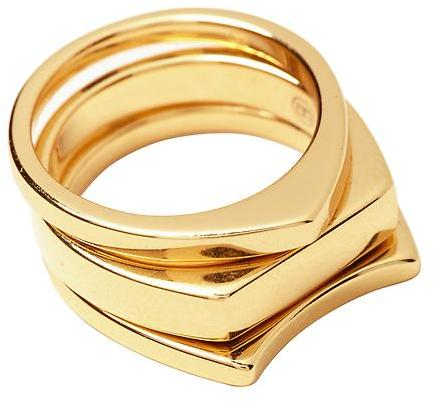 Gorjana Aria Ring Set